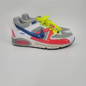 Nike Air Command GS Multi Color Sneakers Sz 7Y